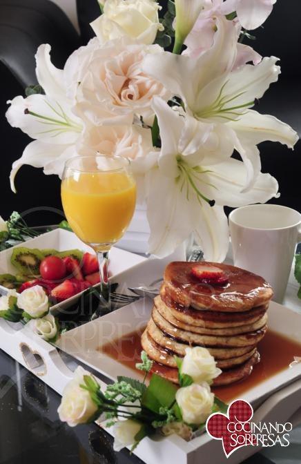 Desayunos a domicilio el especial del mes cocinando for Regalos especiales de aniversario
